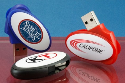 Egg Custom USB Flash Drives