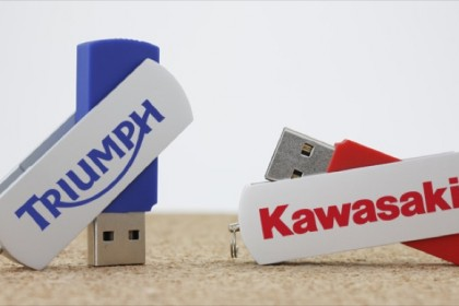 Swivel Custom USB Flash Drives