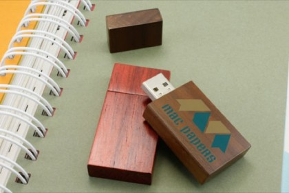 Woodland Custom Flash Drives