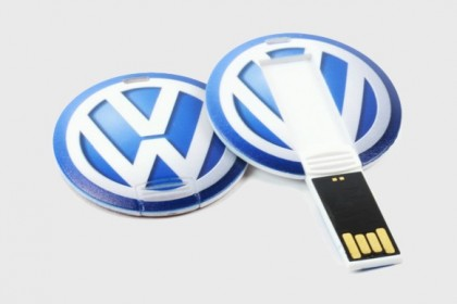 USB Card – Circle