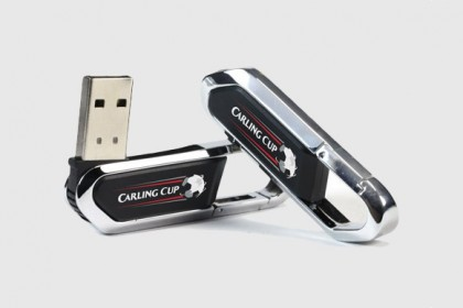 Carabiner USB Flash Drive