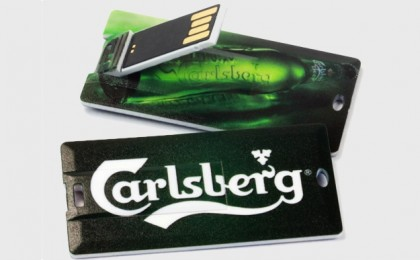USB Card – Rectangle