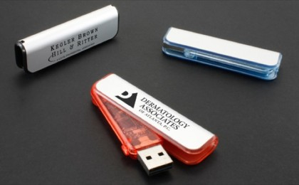 Whirl Custom Flash Drives