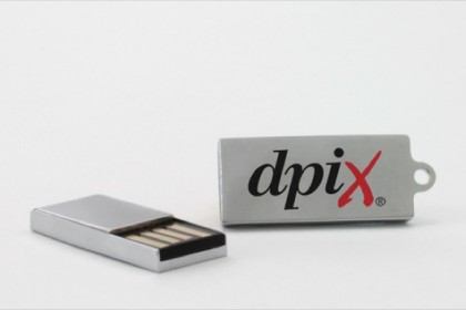 Data Bar Flash Drive