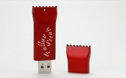 Wrapper Custom USB Flash Drives